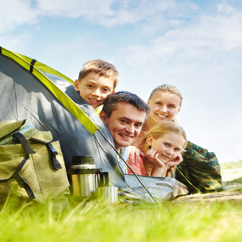 family-friendly camping in colorado